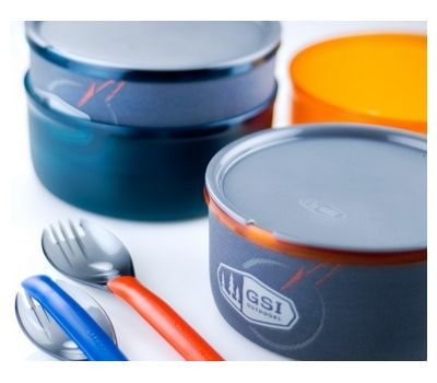 Набор посуды GSI Glacier Stainless Dualist