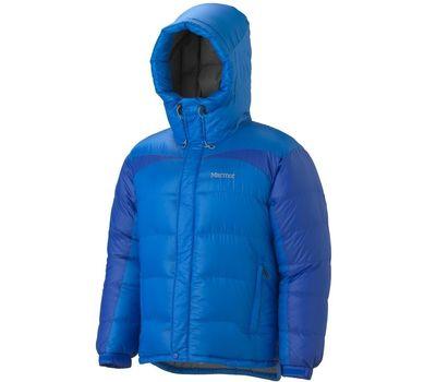 Куртка пуховая Marmot Greenland baffled