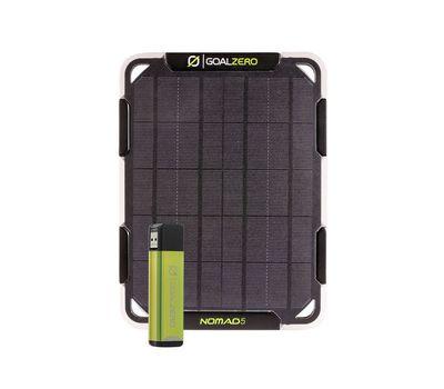 Зарядное устройство и накопитель Goal Zero Nomad 5 Solar Kit