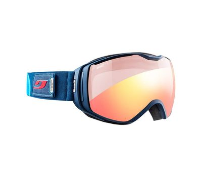 Маска лыжная Julbo Universe blue zebra light