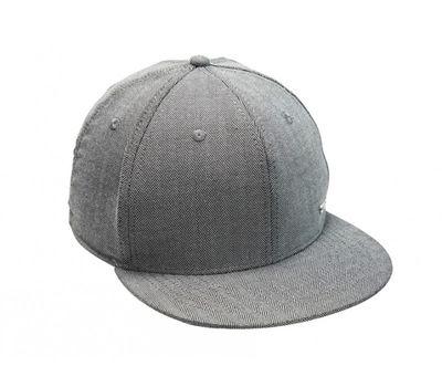 Кепка OGSO Black & White Rapper Hat