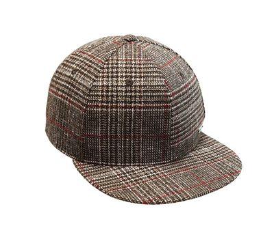 Кепка OGSO Plaid Rapper Hat