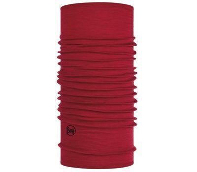 BUFF® LIGHTWEIGHT MERINO WOOL solid red