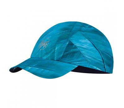 Кепка BUFF PRO RUN CAP r-b-magik turquoise
