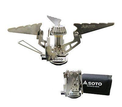 Горелка газовая SOTO Compact Foldable Stove