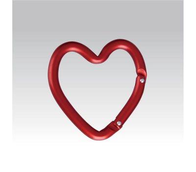 Брелок 3221 карабин Heart