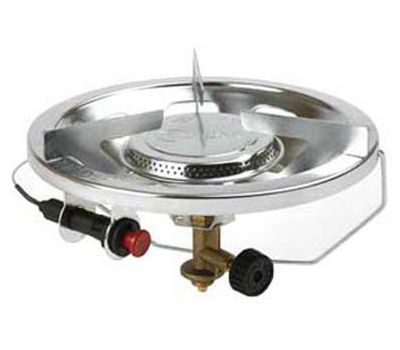 Плитка газ CK-636 Super Turbo stove automatic igniter
