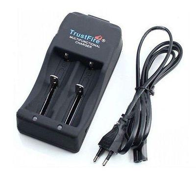 Зарядное устройство 2*18650, 16340