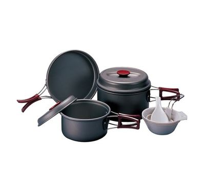 Набор посуды KSK-WH23 Cookware (anod)