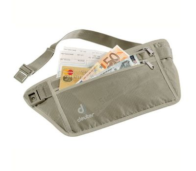 Кошелек Security Money Belt black-granite