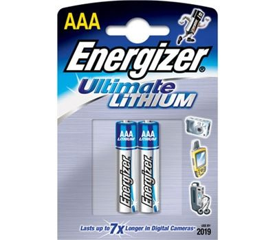 Батарейки Litium AAA