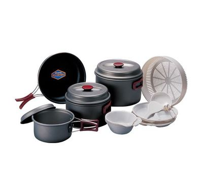Набор посуды KSK-WH56 5-6 Cookware (anod)