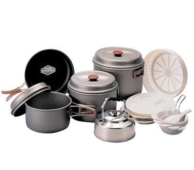 Набор посуды KSK-WH78 7-8 Cookware (anod)