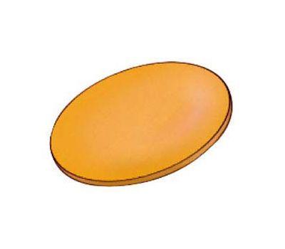 линзы для очков DUOTON оранжевые