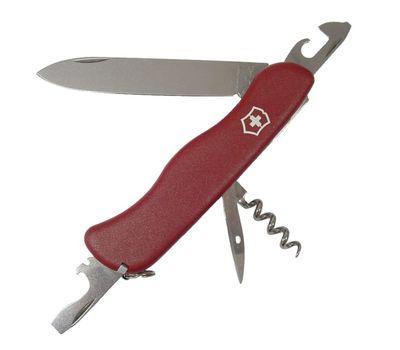 Нож 0.8853 Picknicker красный