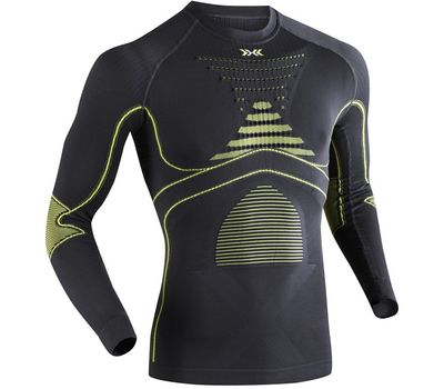 Термофутболка X-BIONIC Evo Long Sleeves Roundneck Men