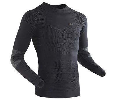 Кофта муж. Ski Touring Long Sleeves Roundneck